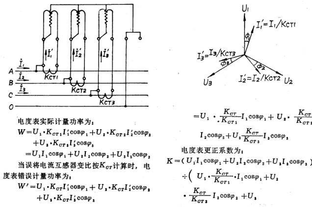 电流互感器变比计算方法及实例分析